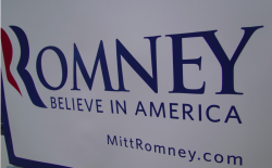 LIVE at Romney Election Night HQ - 8:30pm