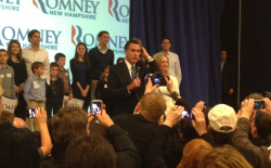 Romney Wins in N.H.