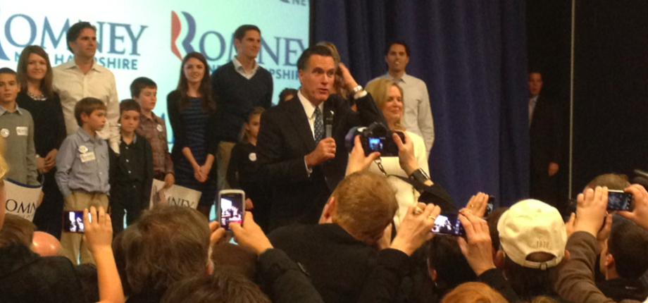 Romney Wins in N.H.